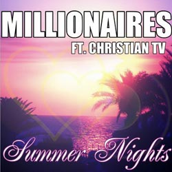 millionaires_cover_summer_nights_(feat._christian_tv)_single